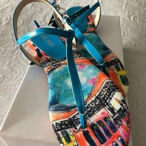 Nine West sandals (NWT)